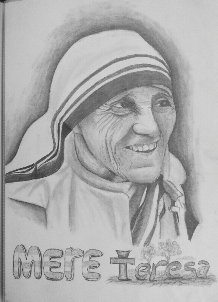 Mother Teresa by Cisko